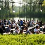 Seehaus Englischer Garten München 1