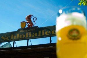 Biergarten Schlossallee Haag